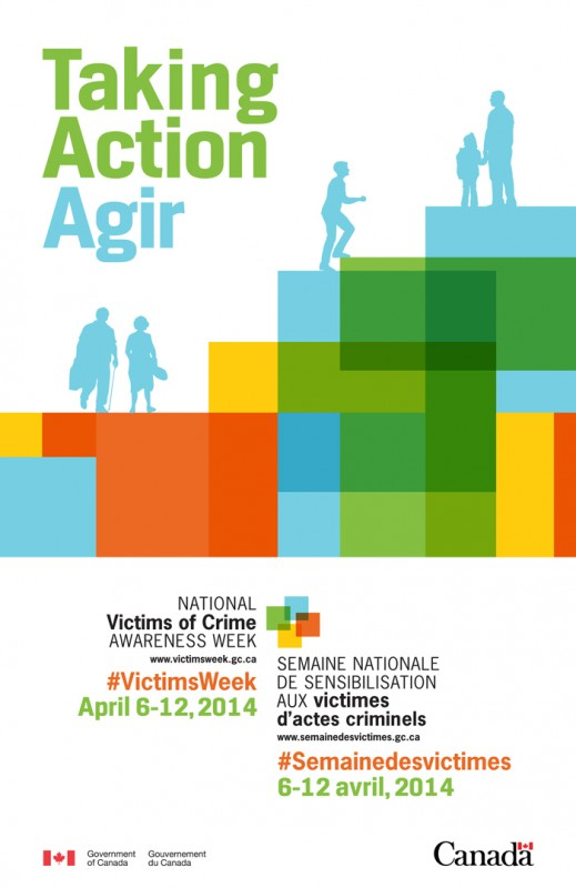 National Victims of Crime Awareness Week Poster