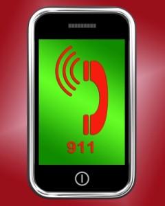 911 Phone image