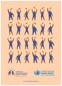 UN Human Rights Poster 2016